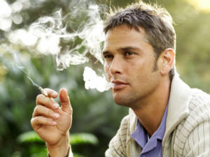 Male fertility and bad habits